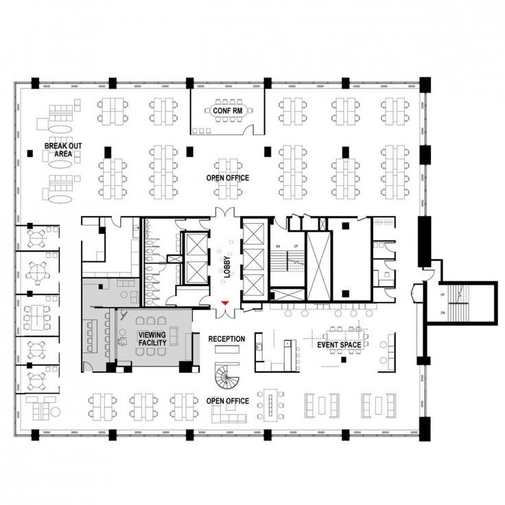 282 best layout images on pinterest office plan office designs