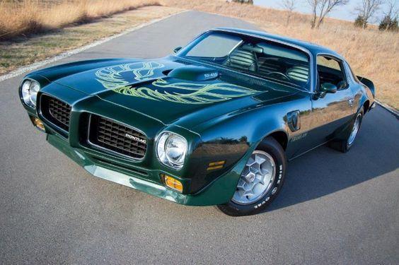 1973 PONTIAC FIREBIRD TRANS AM SUPER DUTY 455 - Barrett-Jackson Auction Company - World's Greatest Collector Car Auctions