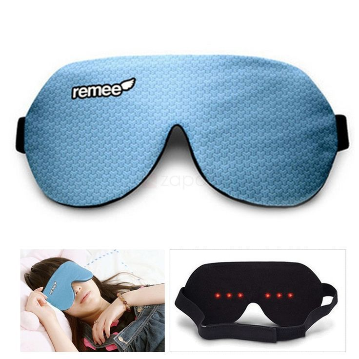REMEE Lucid Dream Eyeshade Eye Mask for Sleep. The REMEE Dream Eyeshade is dedicated to reintroducing people to the benefits of dreaming. Using gentle, customizable light signals, REMEE not only increases dream recall and vividness, but helps unlock the world of lucid dreaming. Dreaming Sleep Aid Tool.