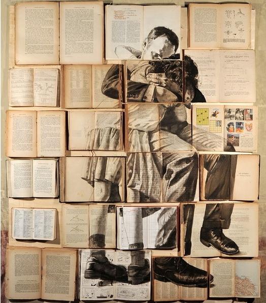 Ekaterina Panikanova: book paintings