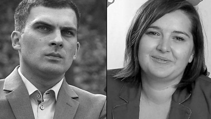 Franek i jego wędrówki: Dariusz Kmiecik i Brygida Frosztęga-Kmiecik nie ży...