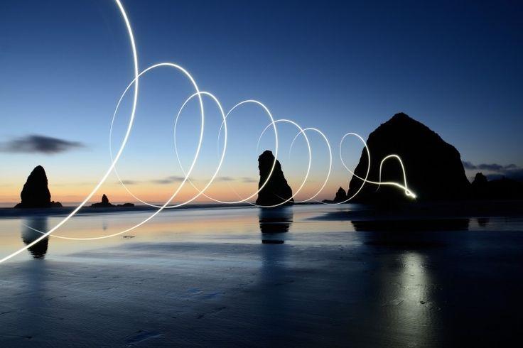 sunset night light Photo - Visual Hunt