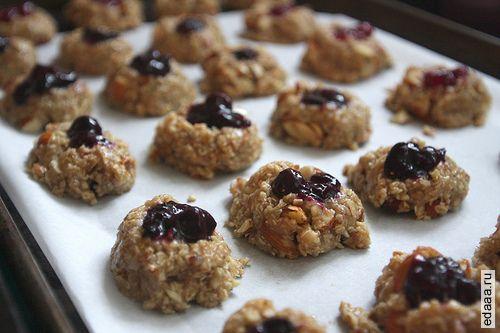 фото Веганское печенье