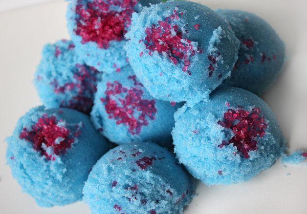 Huidverzorging - Sugar Scrub Scoop Clean & Fresh - Een uniek product van Wat-maakt-je-mooi op DaWanda
