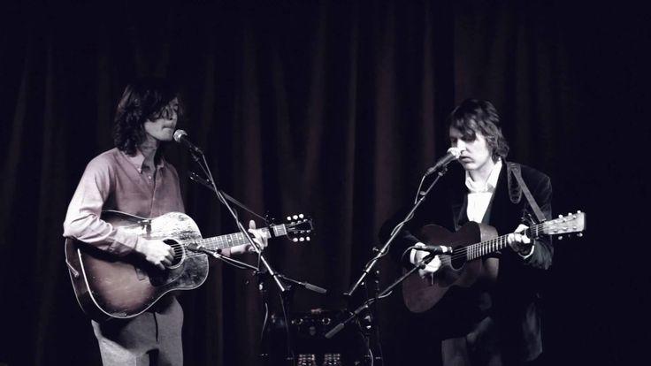 As It Must Be (Live) - The Milk Carton Kids (Kenneth Pattengale & Joey Ryan...