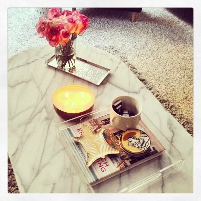 25+ Best Ideas About Trays For Coffee Table On Pinterest