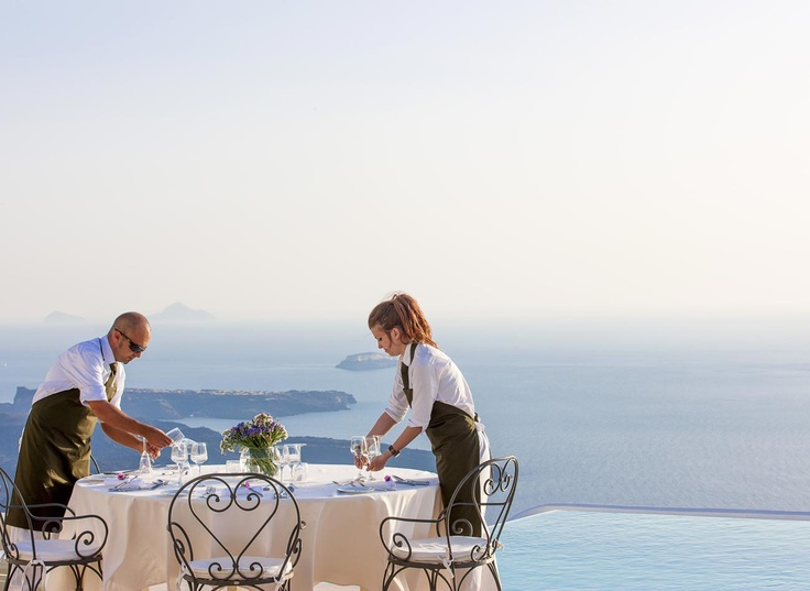 Luxury is our second name ... La Maltese Estate Santorini