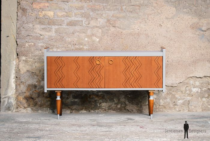 376 best images about enfilades buffets meubles tv on pinterest styl - Buffet vintage scandinave ...