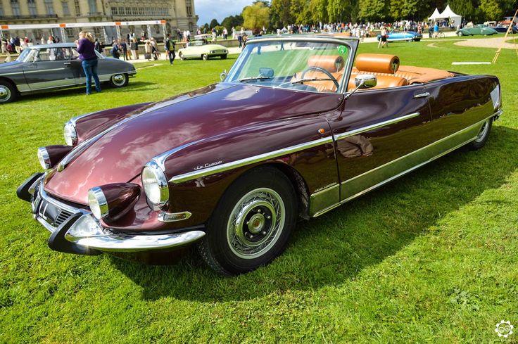 #Citroën #DS #LE_Caddy par #Chapron à #Chantilly Arts et Elégance. Reportage complet : http://newsdanciennes.com/2015/09/07/grand-format-chantilly-arts-et-elegance/ #Classic_Cars #Vintage #Cars #Voiture #Ancienne