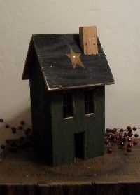 1000 ideas about saltbox houses on pinterest box houses primitive shelves and wooden box crafts - Beths country primitive home decor ideas ...