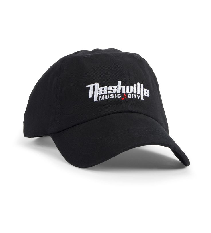 Music City Shop Item of the Week: Nashville Music City Logo Hat. Get ready for the summer sunshine with a Nashville hat! Ships free through 4/6!