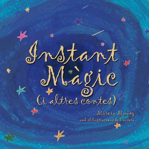 """Mireia Muñoz va presentar el seu recull de contes infantils """"Instant màgic"""""""