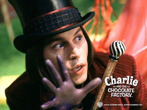 チャーリーとチョコレート工場 ウォンカ ジョニーデップの画像 プリ画像