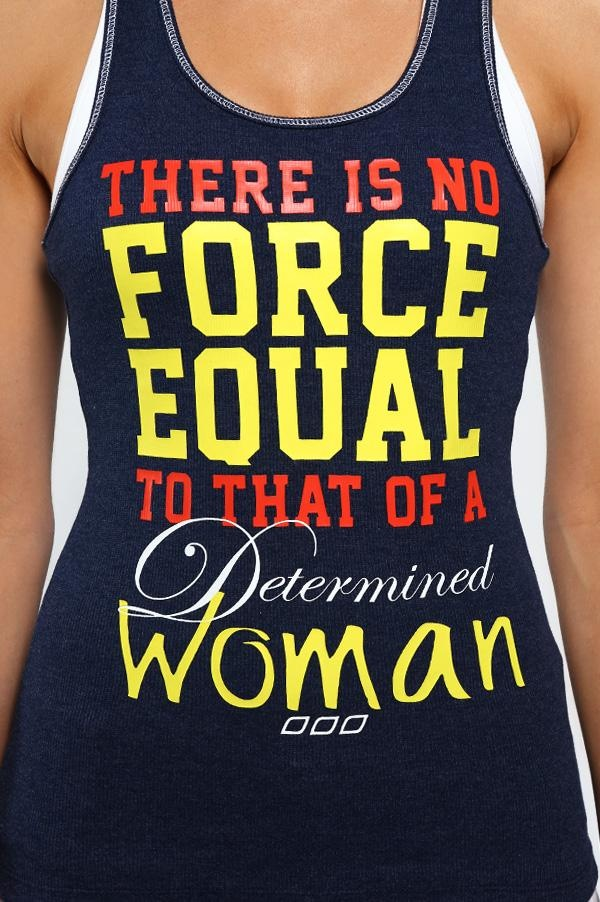 Determined Woman Tank | Lorna Jane