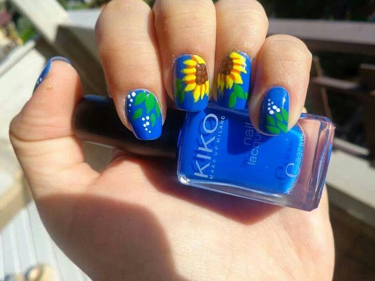 Girasole nails!