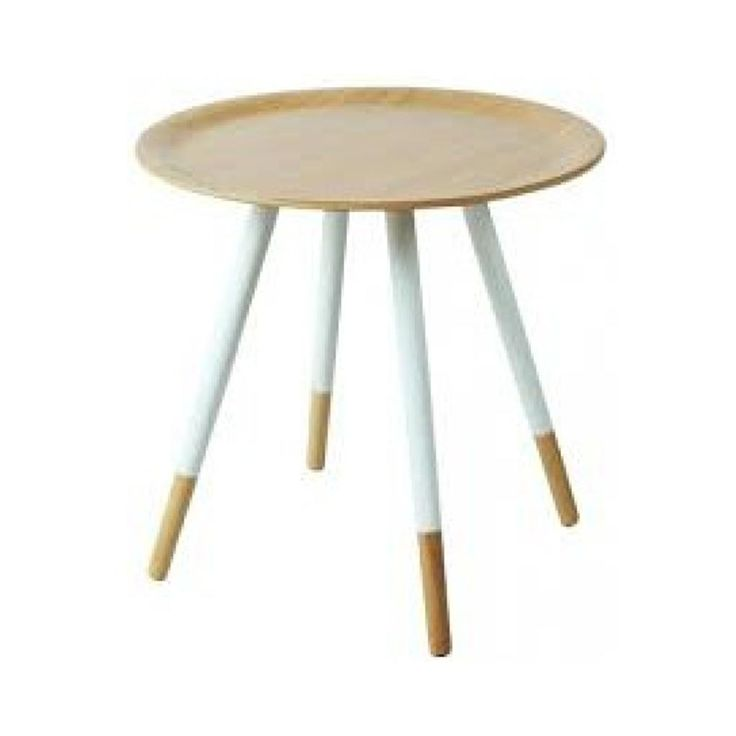 Odkládací stolek Bamboo Disc Zuiver 2300024