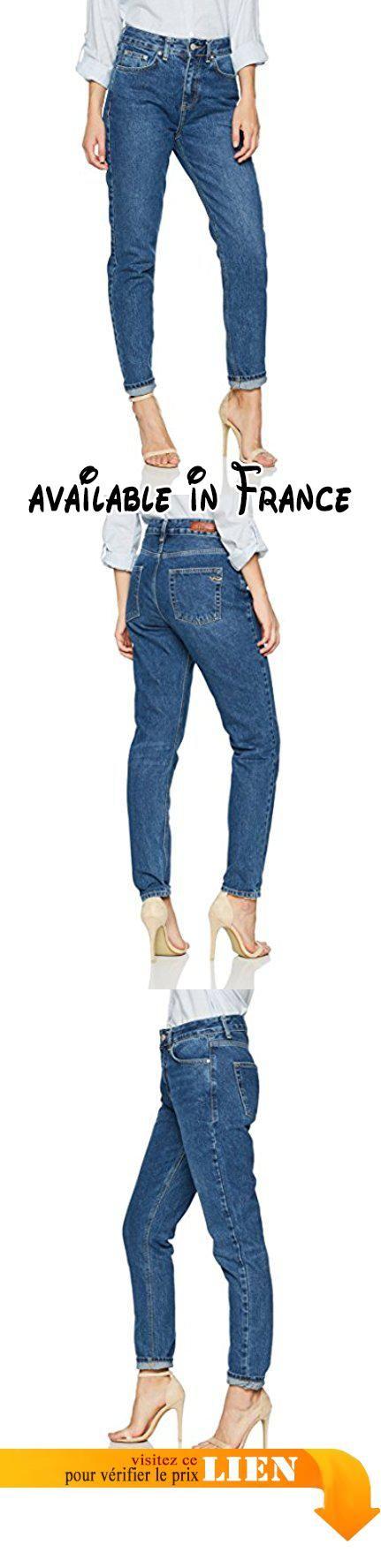 LTB Jeans Norah, Jean Coupe Droite Femme, Blau (Talon Wash 50482), W32.  #Apparel #PANTS