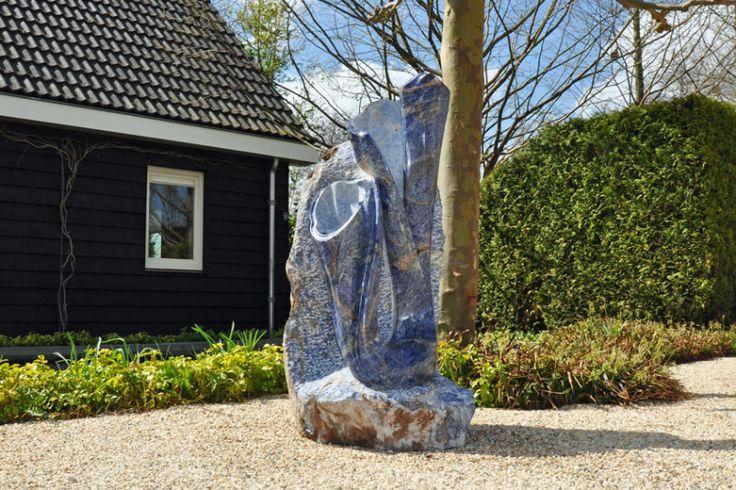 Sculpture in Gemstone   Sculptor Jan-Carel Koster   Sculptures in stone and wood #sculptures #Gemstone #Beeldhouwen