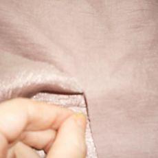 Как идеально ровно отрезать ткань