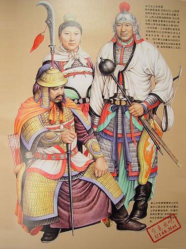 Song Dynasty Warriors (960 CE - 1279 CE)