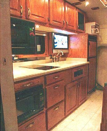 Lovely Interior Cabinets for Semi Trucks