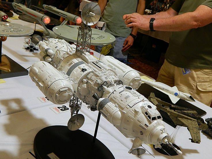 spacecraft model - photo #9