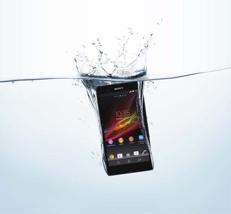 Xperia Z Watertank