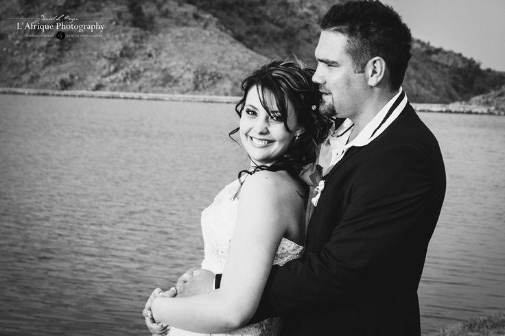 wedding photo @Kloofzicht Lodge Muldersdrift