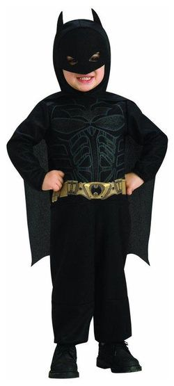 Toddler Batman Dark Knight Baby Costume