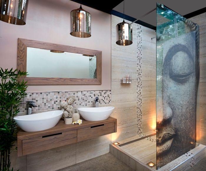 1001 Designs Impressionnants D Une Petite Salle De Bain Moderne Best Bathroom Designs Amazing Bathrooms Zen Bathroom