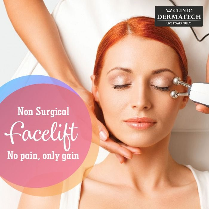 Want To Give Your Looks A Gorgeous Overhaul Without Undergoing The Knife Take Our Non Surgical F Cosmetic Dermatology Dermatology Clinic Non Surgical Facelift