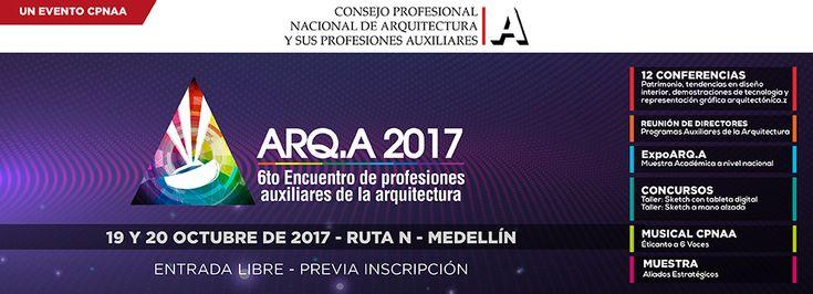 ACDI ASOCIACIÓN COLOMBIANA DE DISEÑADORES DE INTERIORES CPNAA ARQ.A 2017