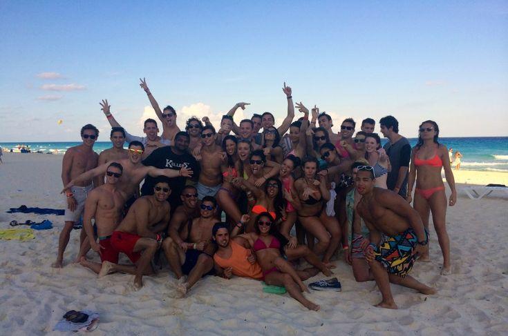 Cancun Spring Break Packages 2017 - Go Blue Tours