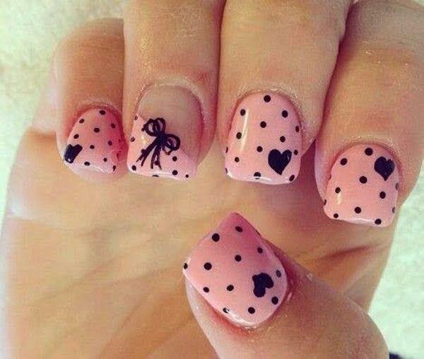 Elegant nail art ideas for women 2015