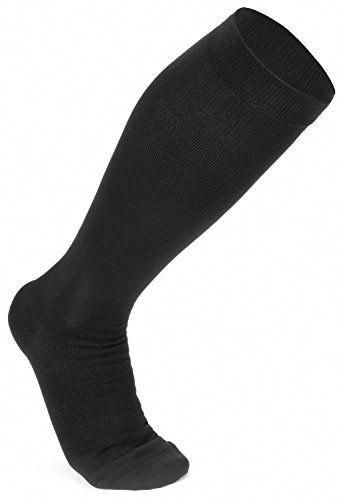 c6b741aeac LadyLuxe Women's Compression Socks: Premium Knee High Support Stockings For  Ladies. Guaranteed Best Hose For Pain, Medical Nurses, Runni…