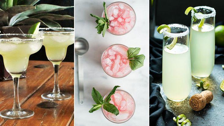 5 mexikanska tequiladrinkar att testa i helgen