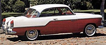 1955 Willys Bermuda
