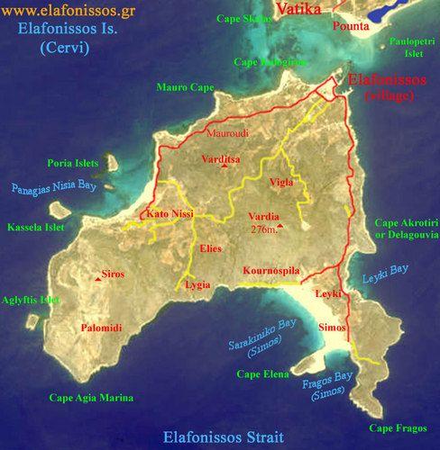 Elafonissos | Travel Guide