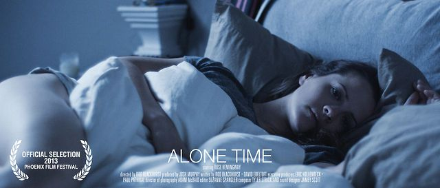 ALONE TIME an Unparalleled Production in association with Frank & Paul Films  A young woman, stressed by her busy and continually crowded New York City existence spontaneously retreats to a solitary lake deep in the Adirondacks.