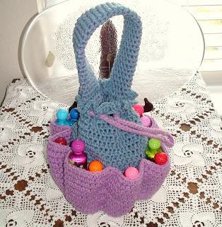 Crochet Bingo Bag or Craft Bag | Crochet Geek - Free Instructions and Patterns