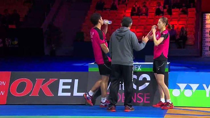 [HD] Final - 2015 Yonex Denmark Open SSP - Tontowi Ahmad/Liliyana Natsir...