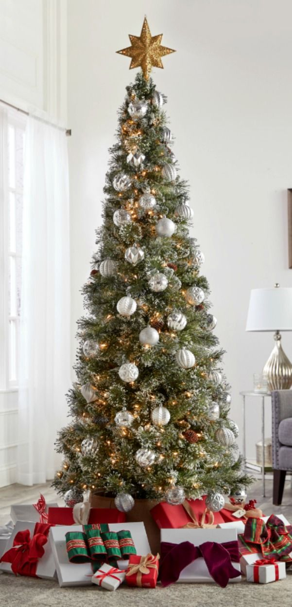 Pin By Tam S Boards On Oh Christmas Tree Christmas Tree Decoration Ideas 2018 Outdoor Christmas Decorations Christmas Decorations For The Home