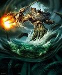 Poseidon  Ποσειδῶν: Except, The Ocean, Ancient Greece, Greekgod, Greek God, Nor Mythology, Greek Mythology, Art Pictures, The Sea