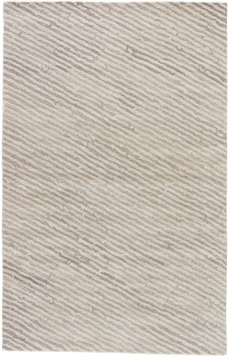 Color and shape, sure. But what separates a pleasant space from one that's positively magical is texture. And this two-tone rug does the trick.Pantone Colors Include: Oyster Gray(14-1107) Laurel Oak(17-0610)