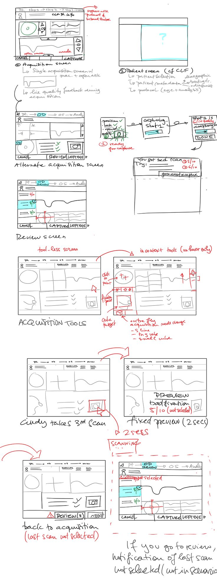 OneNote Documenting, Example 6 / Cooper Consulting