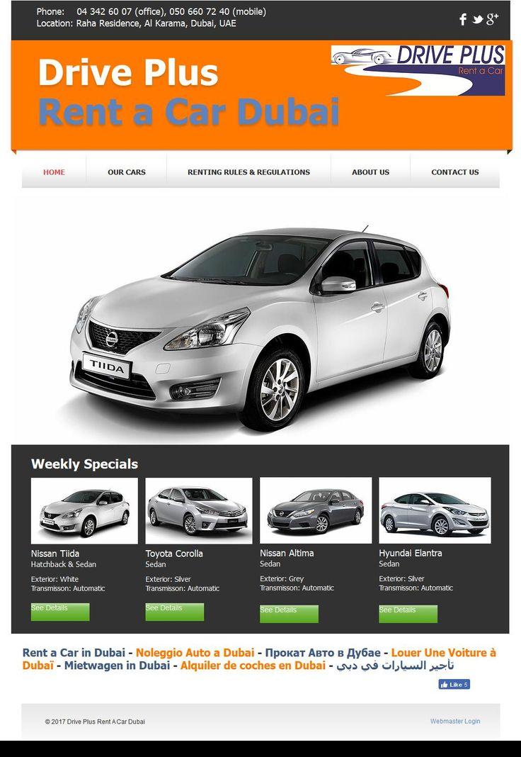 Drive Plus Rent A Car Company Raha Residence, 3, 27a