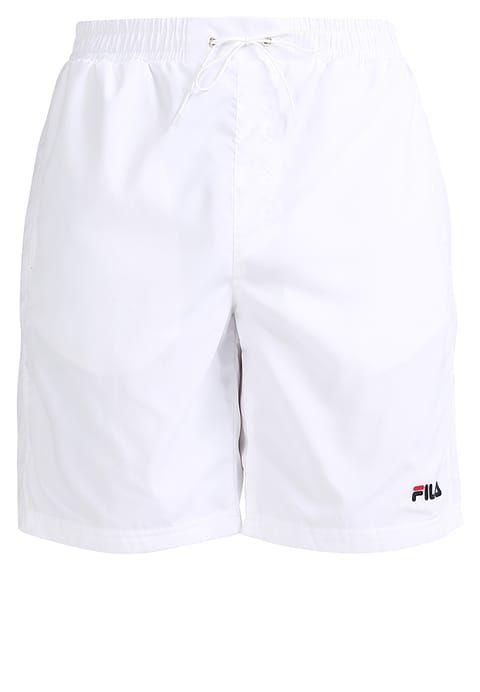 Fila SEAN  - Pantaloncini sportivi - white a € 35,00 (20/03/17) Ordina senza spese di spedizione su Zalando.it