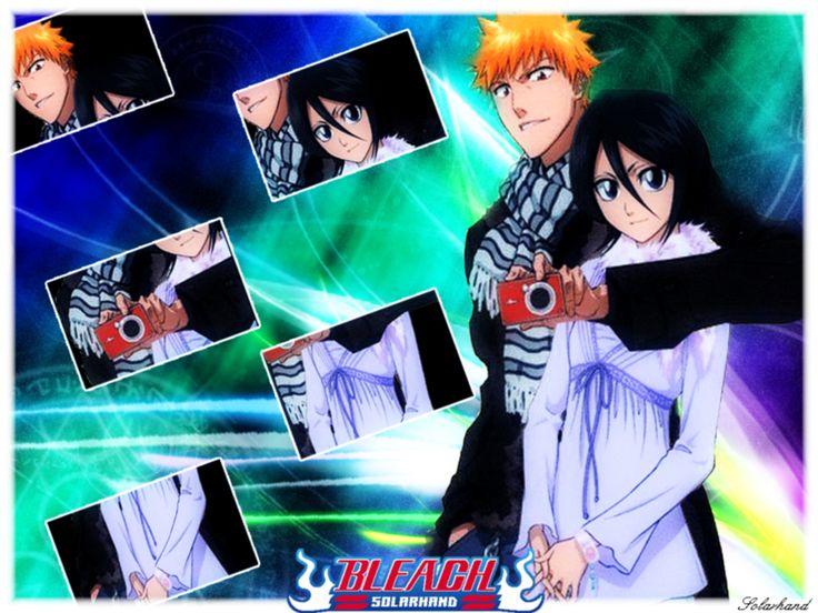 bleach ichigo und rukia | Bleach ichigo and rukia images Ichigo & Rukia HD wallpaper and ...