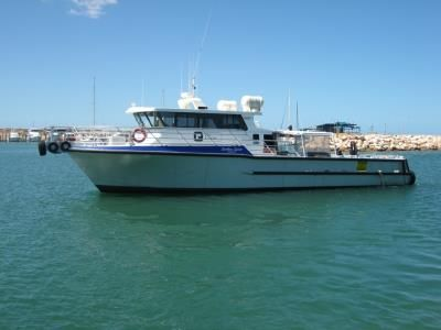 Go Southern Spirit - Go Marine For more details, visit: http://seacogs.com/Vessels/Vessel?ID=16 #workboat #crewtransfer #multipurpose #SEACOGS #GoMarine