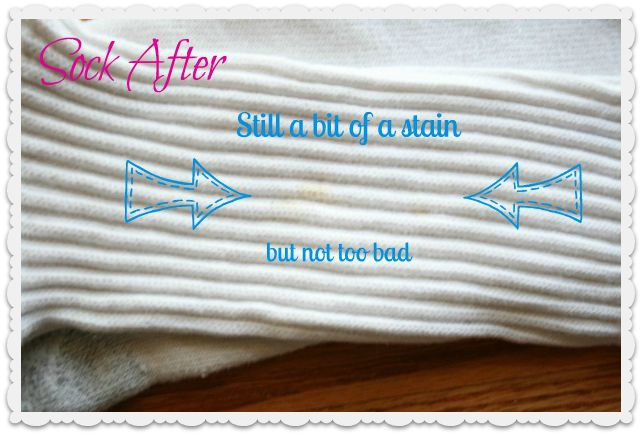 DIY Laundry Stain Remover and Detergent Booster